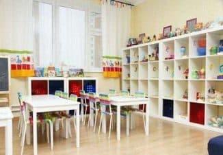 как открыть детский сад