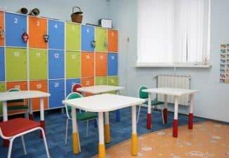 частный детский сад в России
