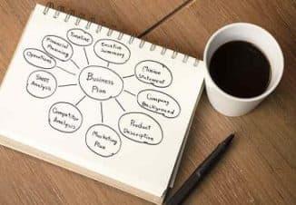 пункты и составление бизнес плана