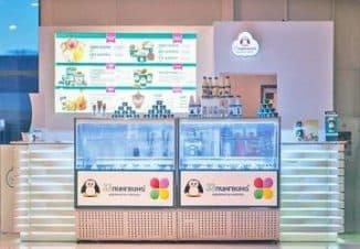 йогуртовое мороженое франшиза