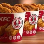 Американская франшиза KFC в России