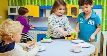 франшиза детский сад